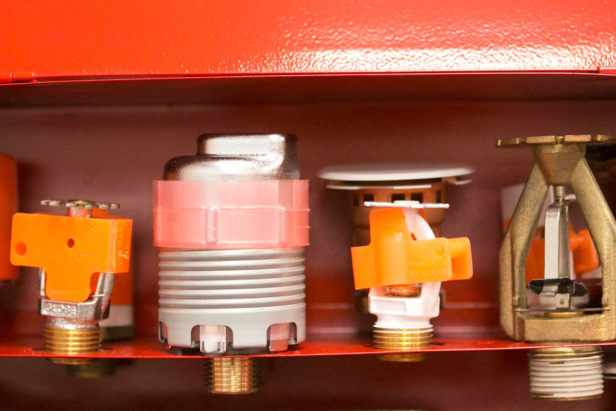 sprinkler head samples