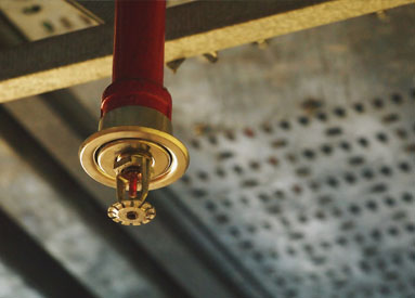 Automatic fire sprinkler