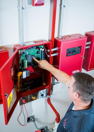 Fire Alarm Inspection & Testing Intervals