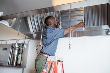 install of special hazards system